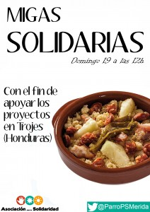 Migas Solidarias AS Mérida