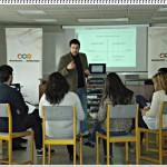 Sesión del Curso de Voluntariado de 2011